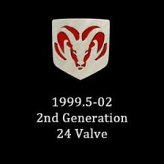 1999.5-02 - 2nd Generation 24 Valve