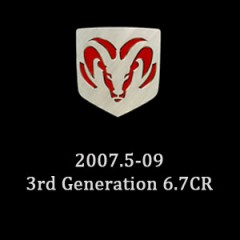 2007.5-09 - 3rd Generation 6.7CR